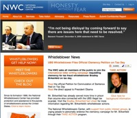 capture from International Whistleblower Archive