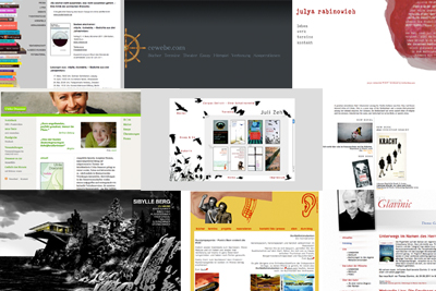 capture from Author Homepages